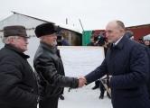 23% – это мало. Борис Дубровский потребовал ускорить темпы газификации района