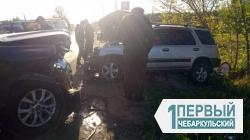 Опасный обгон. Выходные в Чебаркуле начались с серьёзного ДТП