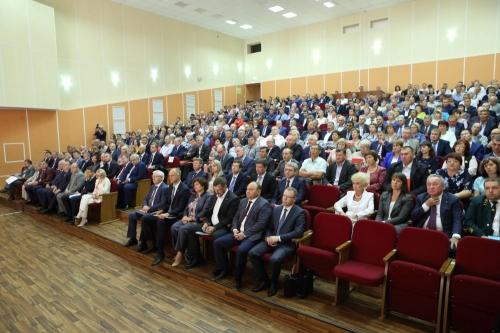 Успешный опыт. Александр Король выступил на Съезде Совета муниципальных образований