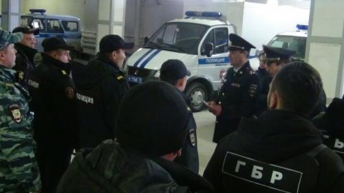 Черная ночь для воришек и наркоманов. Чебаркульские полицейские провели мероприятие «Район»