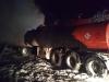 Жёсткое ДТП. Под Чебаркулём сгорели фура и бензовоз