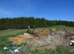 Травниковский бор в опасности. В Чебаркульском районе устанавливают личности нарушителей