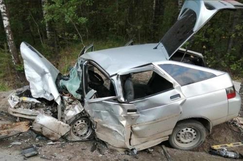 Один погиб, четверо пострадали. Авария на территории Чебаркульского района произошла вчера вечером