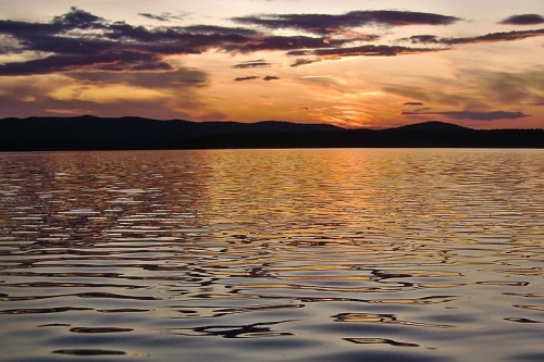 Для рыбалки самое то! В рейтинг наиболее посещаемых вошло озеро Большой Еланчик, расположенное в Чебаркульском районе